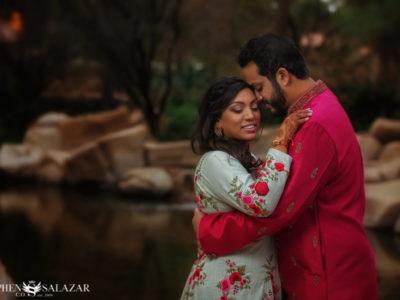 Sonia and Anish | Las Vegas wedding photographer