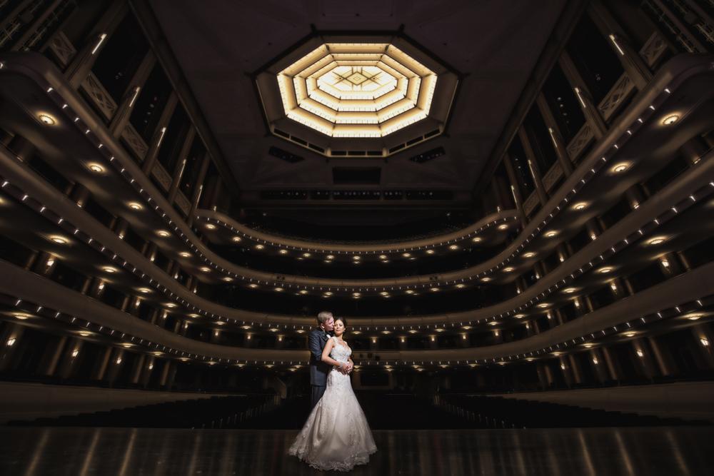 Smith Center weddings